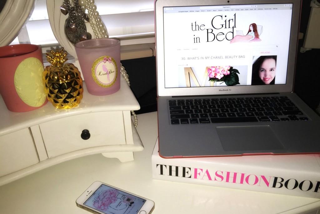 waarom blog ik eigenlijk the girl in bed 2