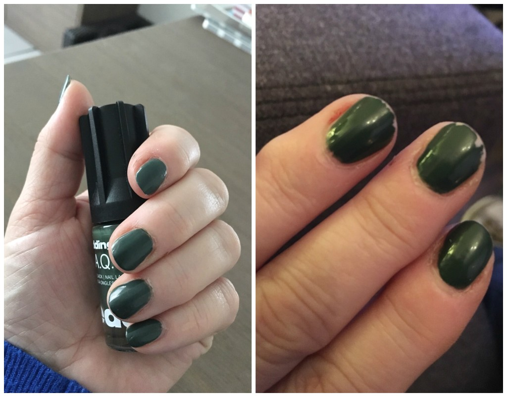 Edding Nagellak faithful forestgreen