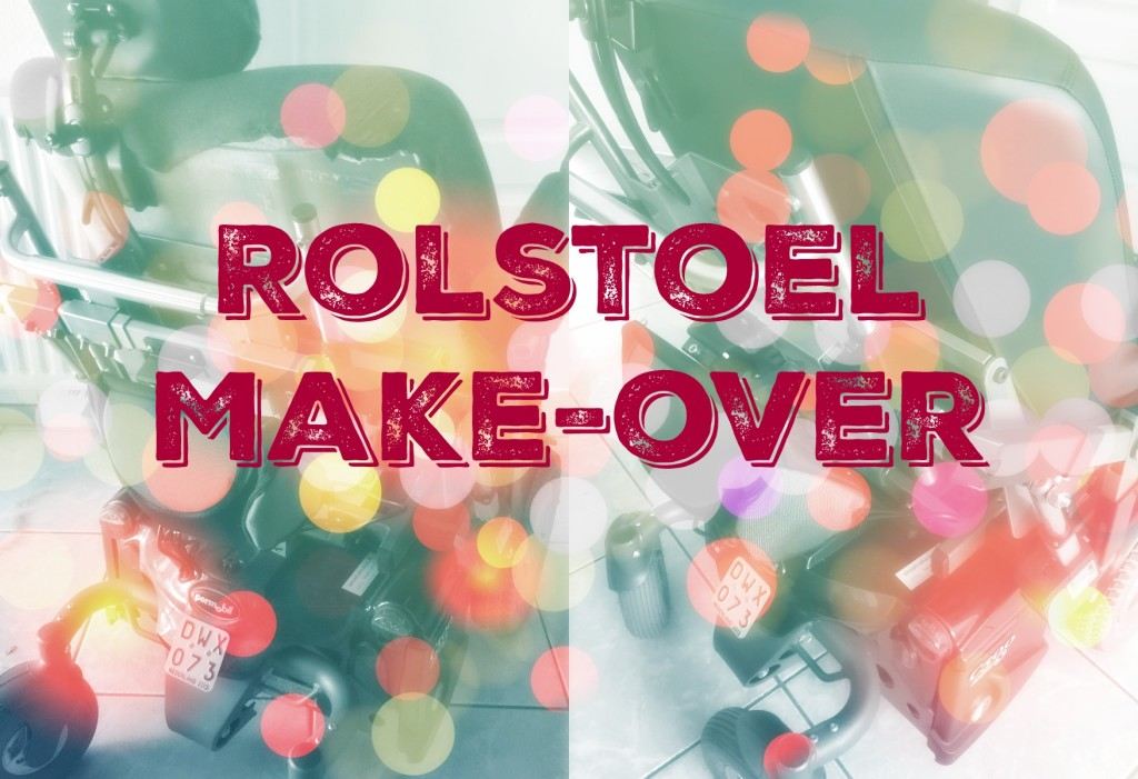 rolstoel make-over