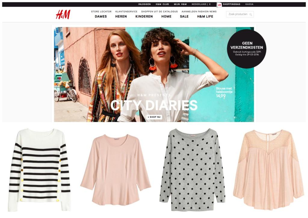 mijn 5 favo online plus size kledingwinkels h&m