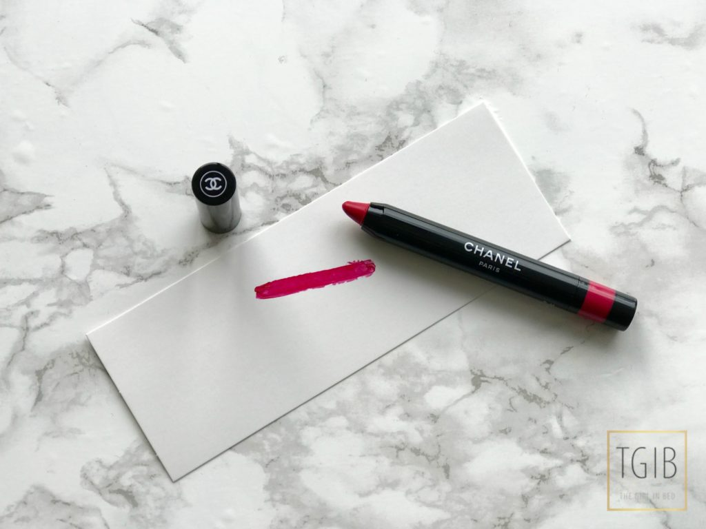 Chanel Beauty Shoplog N8 FRAMBOISE
