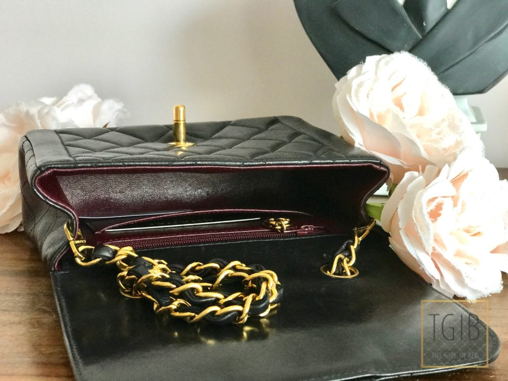 Vintage Chanel Tasje-4
