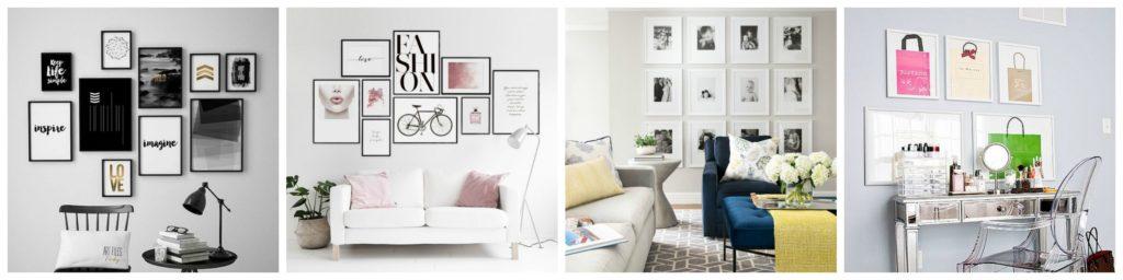 Interieurhoekje Photo Wall
