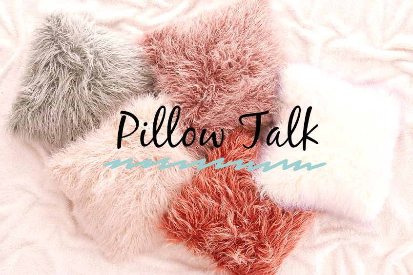 pillow talk the girl in bed