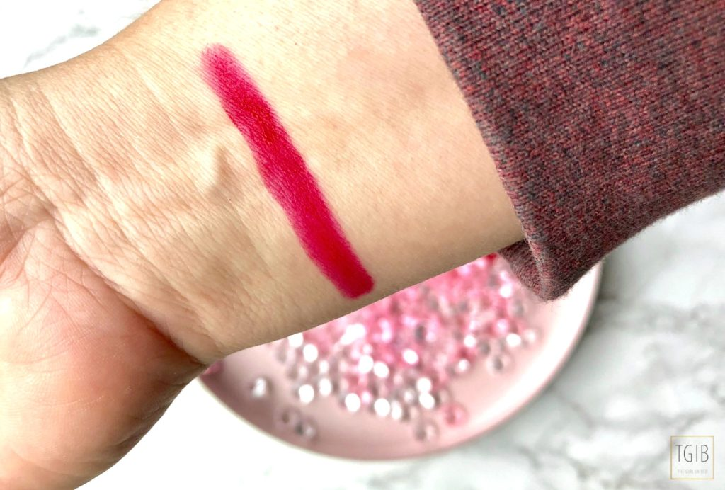 Review Swatch Chanel Rouge Allure Liquid Powder