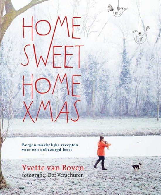 home sweet home xmas Yvette van boven kookboek