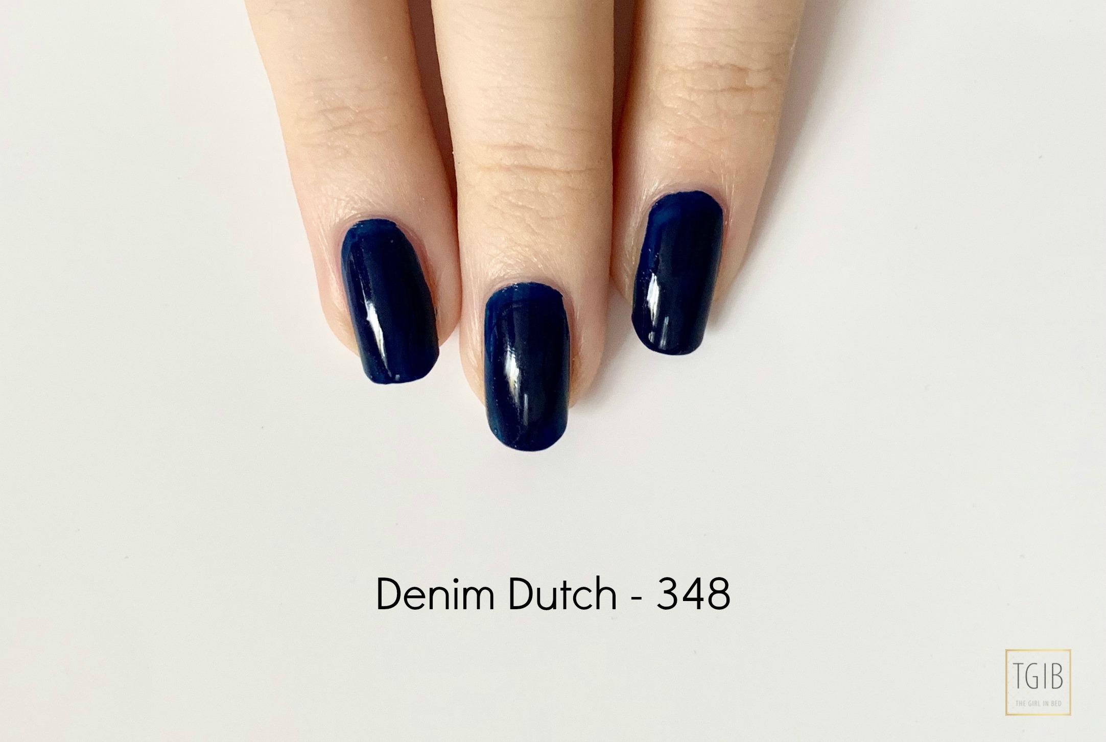 Hema Denim Dutch nagellak
