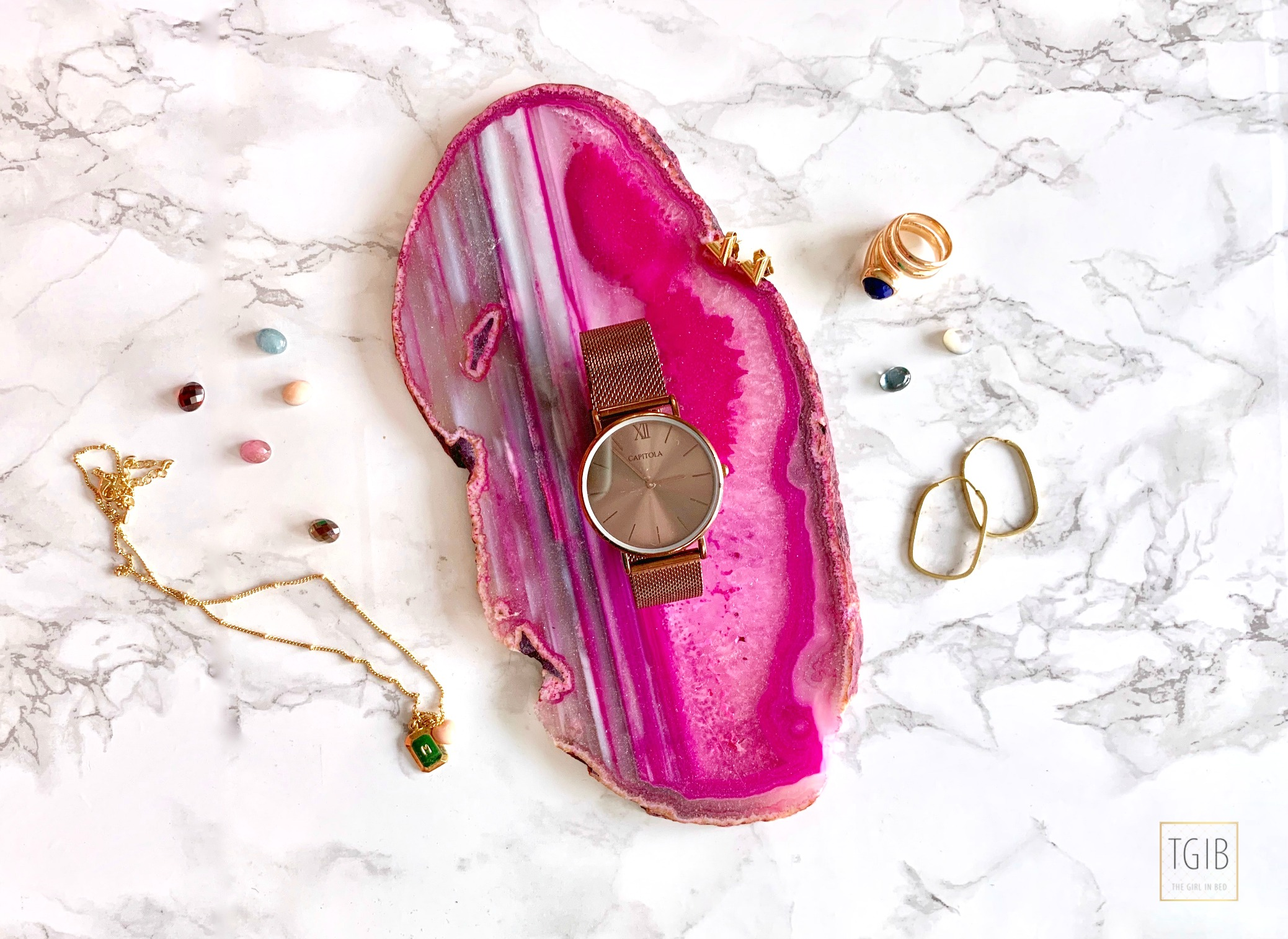 Capitola horloge watch jewelry