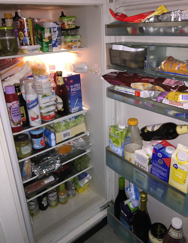 Wat in mijn koelkast zit c
