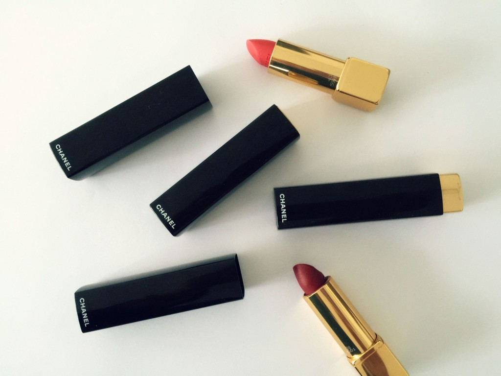 40 Beauty Questions Tag chanel rouge allure velvet lipstick