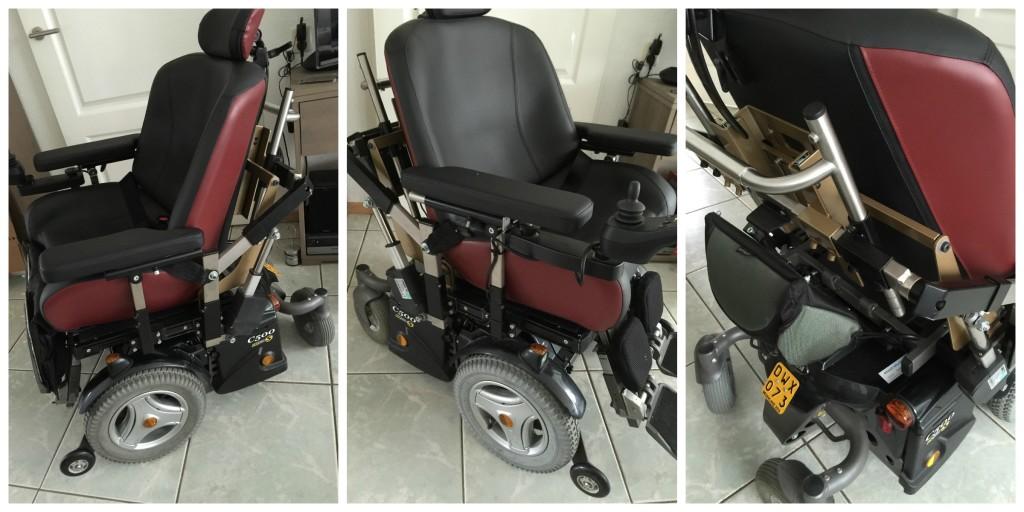 rolstoel make-over after