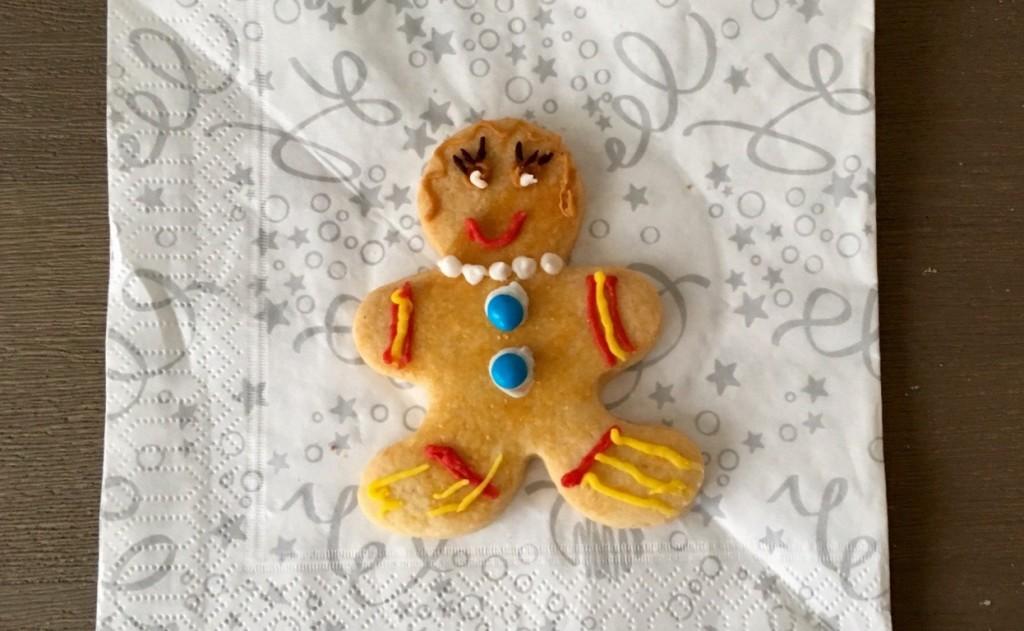 the girl in the kitchen kerstkoekjes gingerbread man