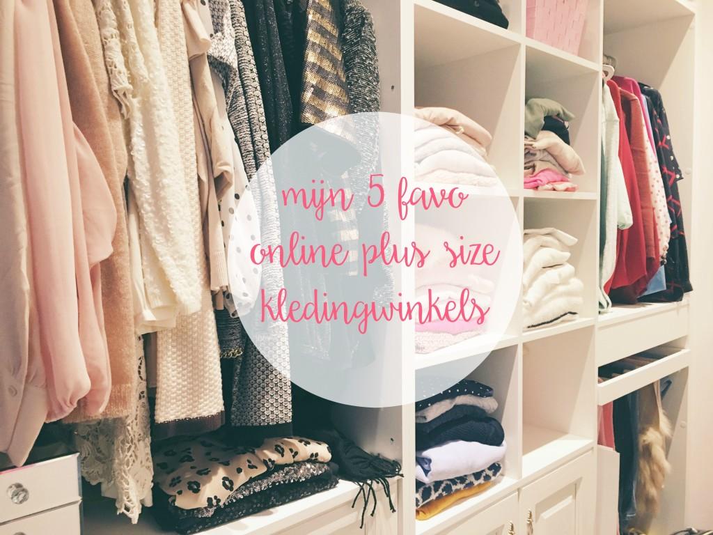 mijn 5 favo online plus size kledingwinkels