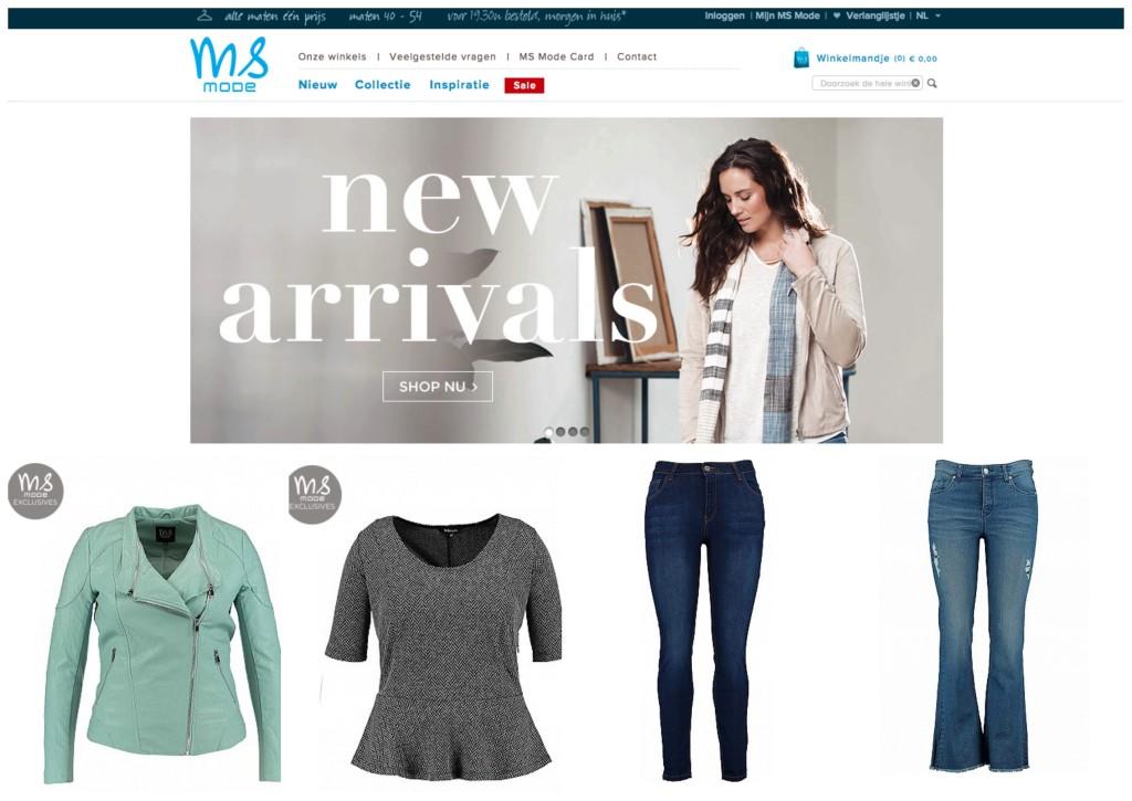 mijn 5 favo online plus size kledingwinkels  ms mode