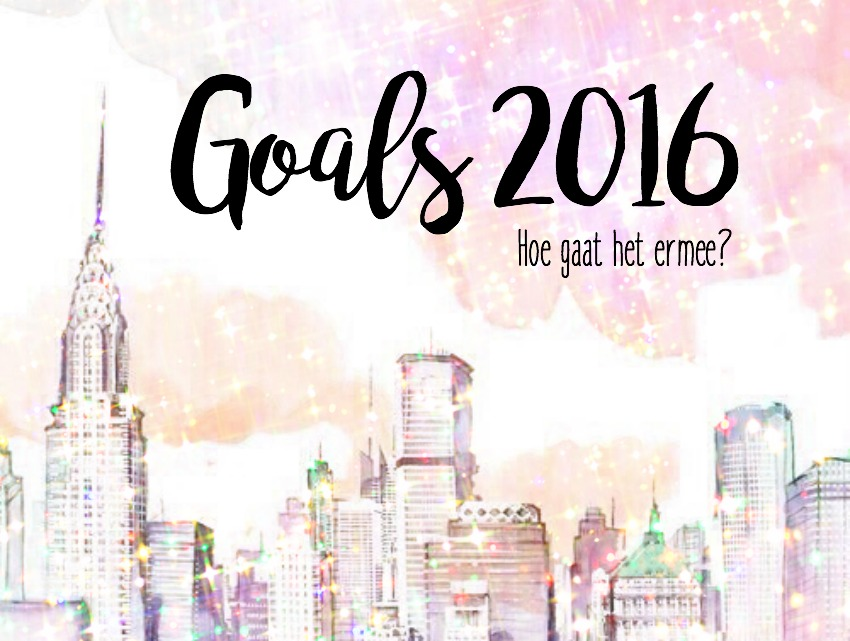 goals 2016 hoe gaat het ermee