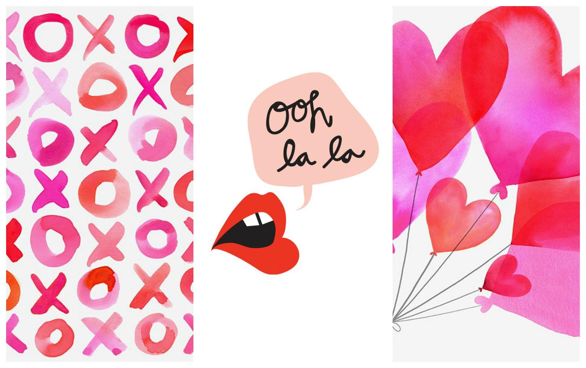Wallpapers #3 Valentijnsdag