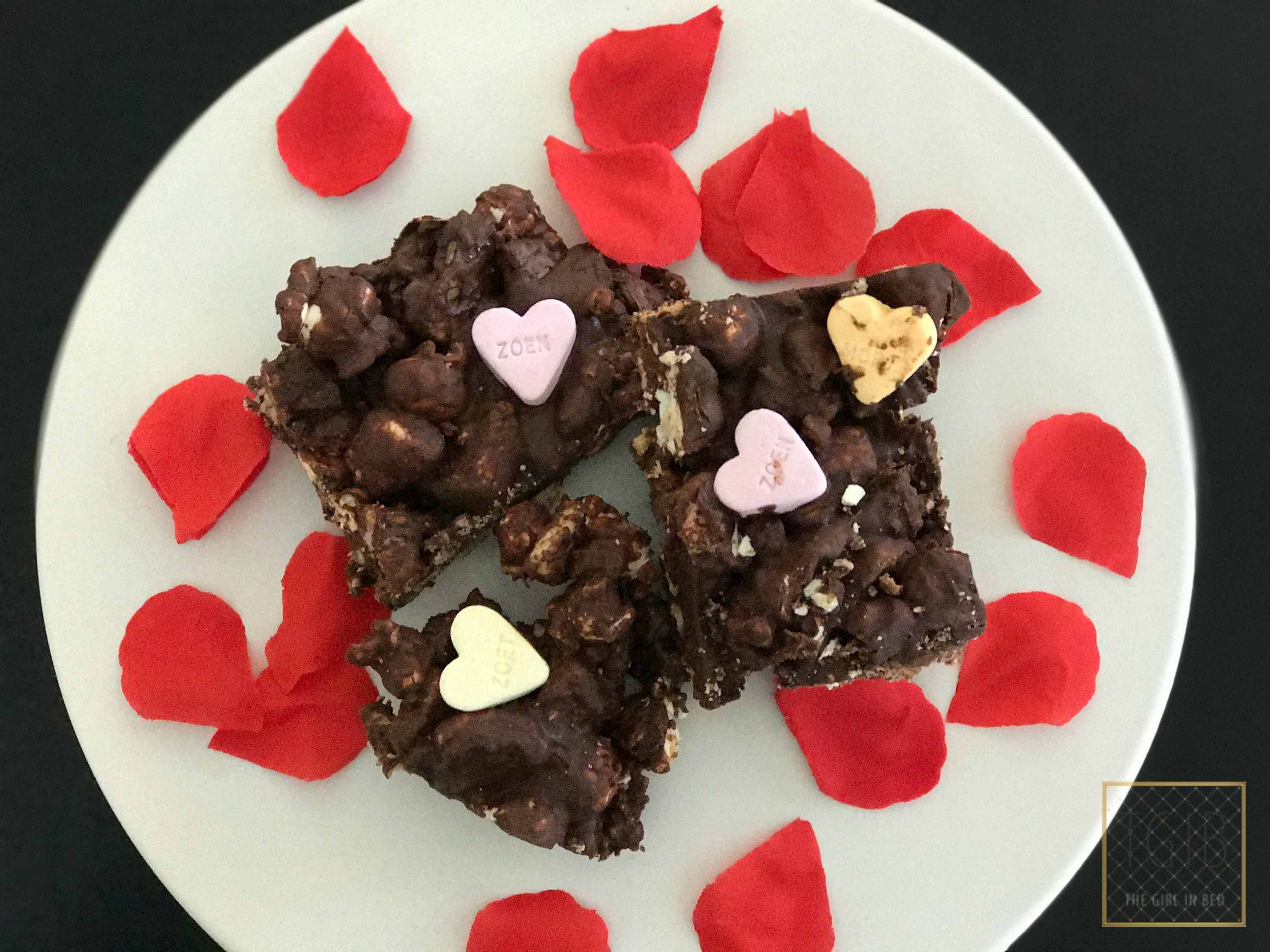 The Girl in The Kitchen: Valentijn Rocky Roads
