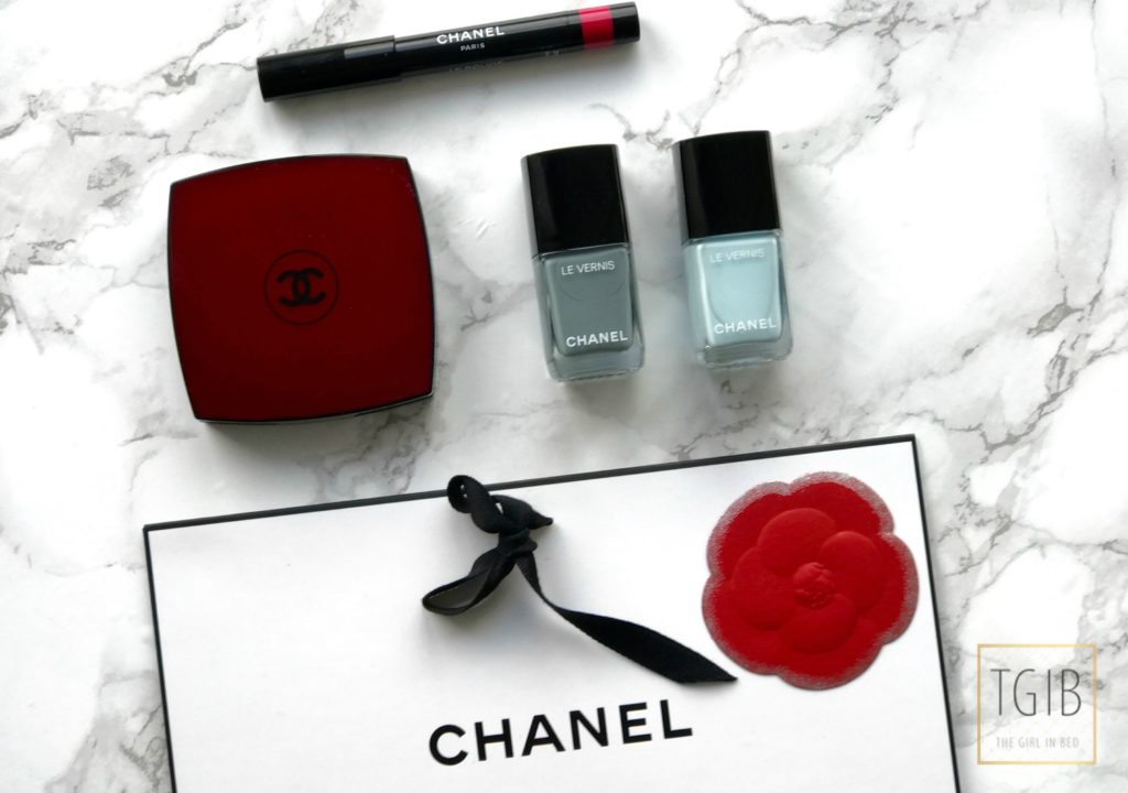 Chanel Beauty Shoplog