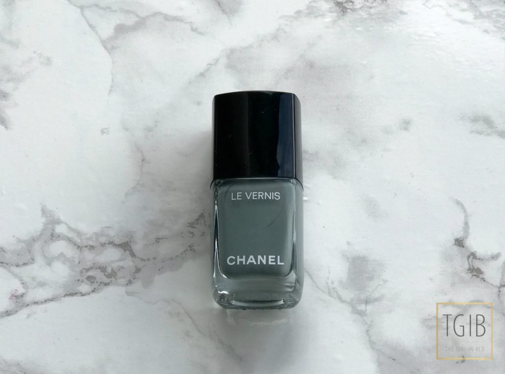 Chanel Beauty Shoplog 566 WASHED DENIM