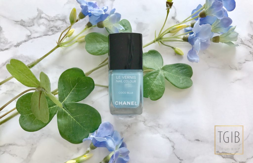 NOTW CHANEL COCO BLUE