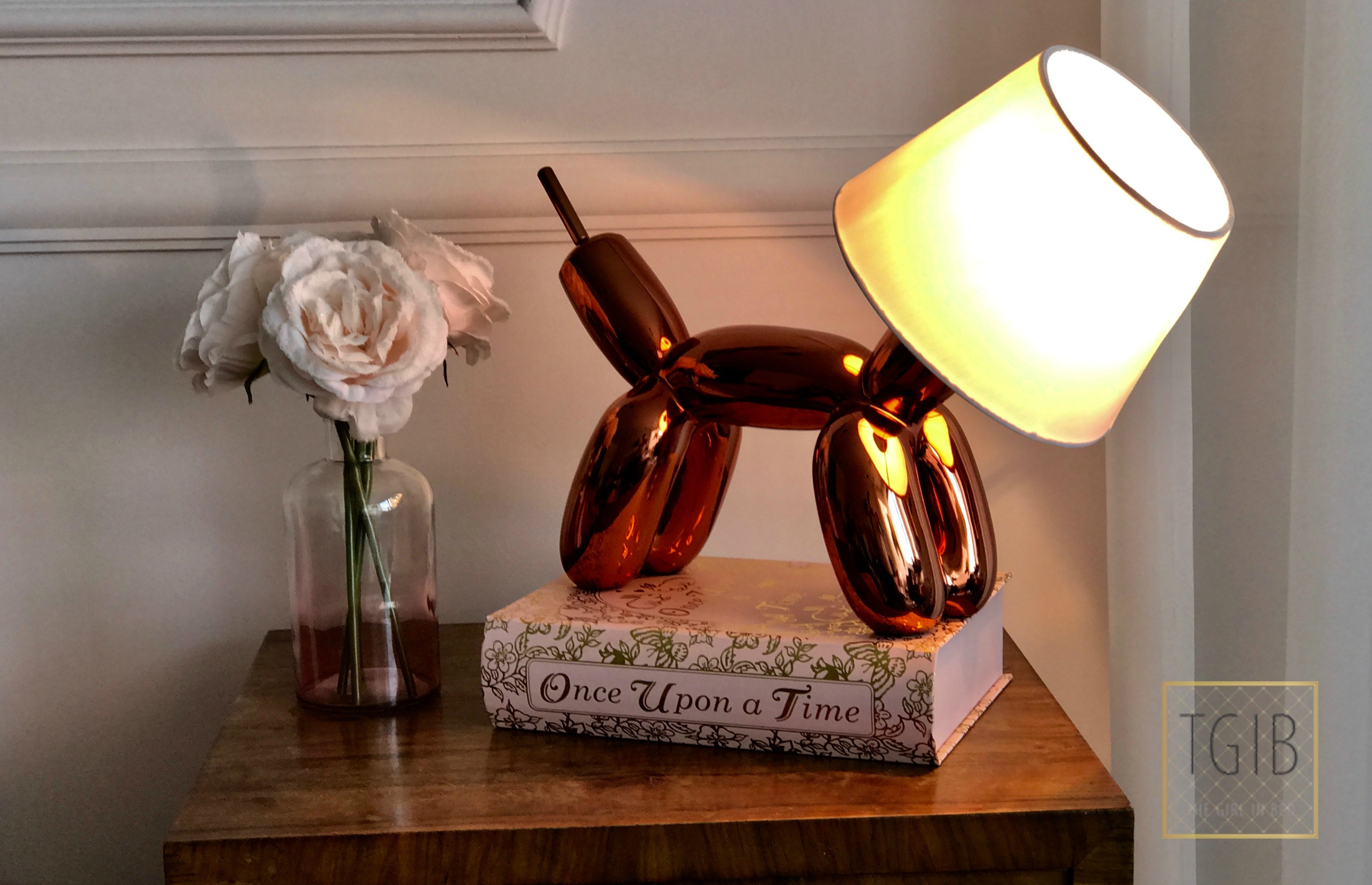 Sompex Doggy lamp