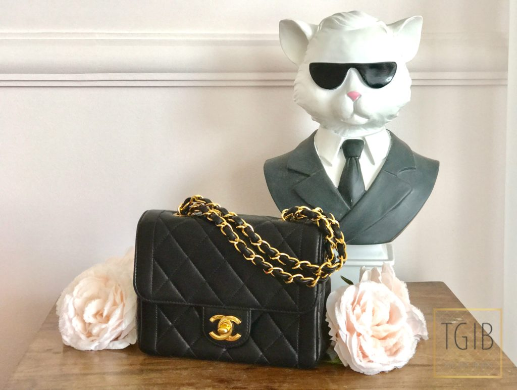 Vintage Chanel Tasje-3