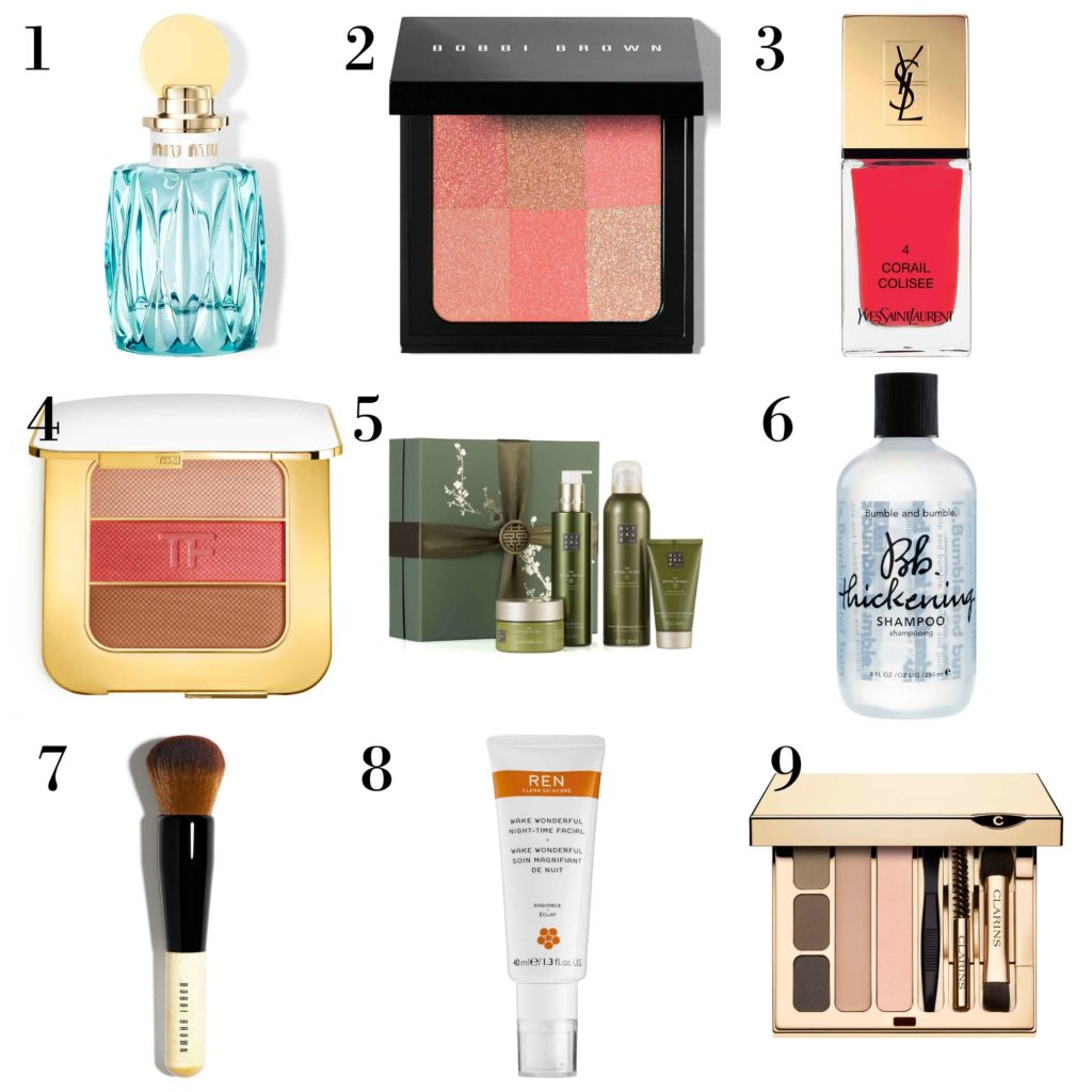 HUDSON'S BAY webshop COSMETICA