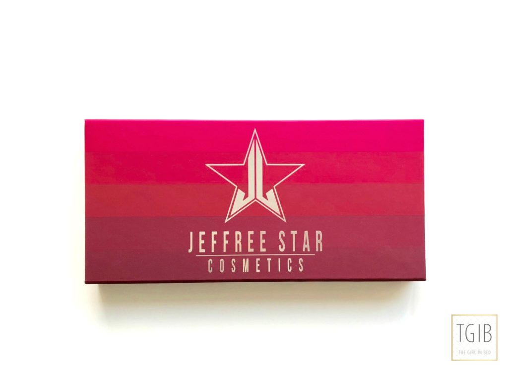 Jeffree Star Cosmetics Love Sick Mini Red & Pink Velour Liquid Lipstick Bundle