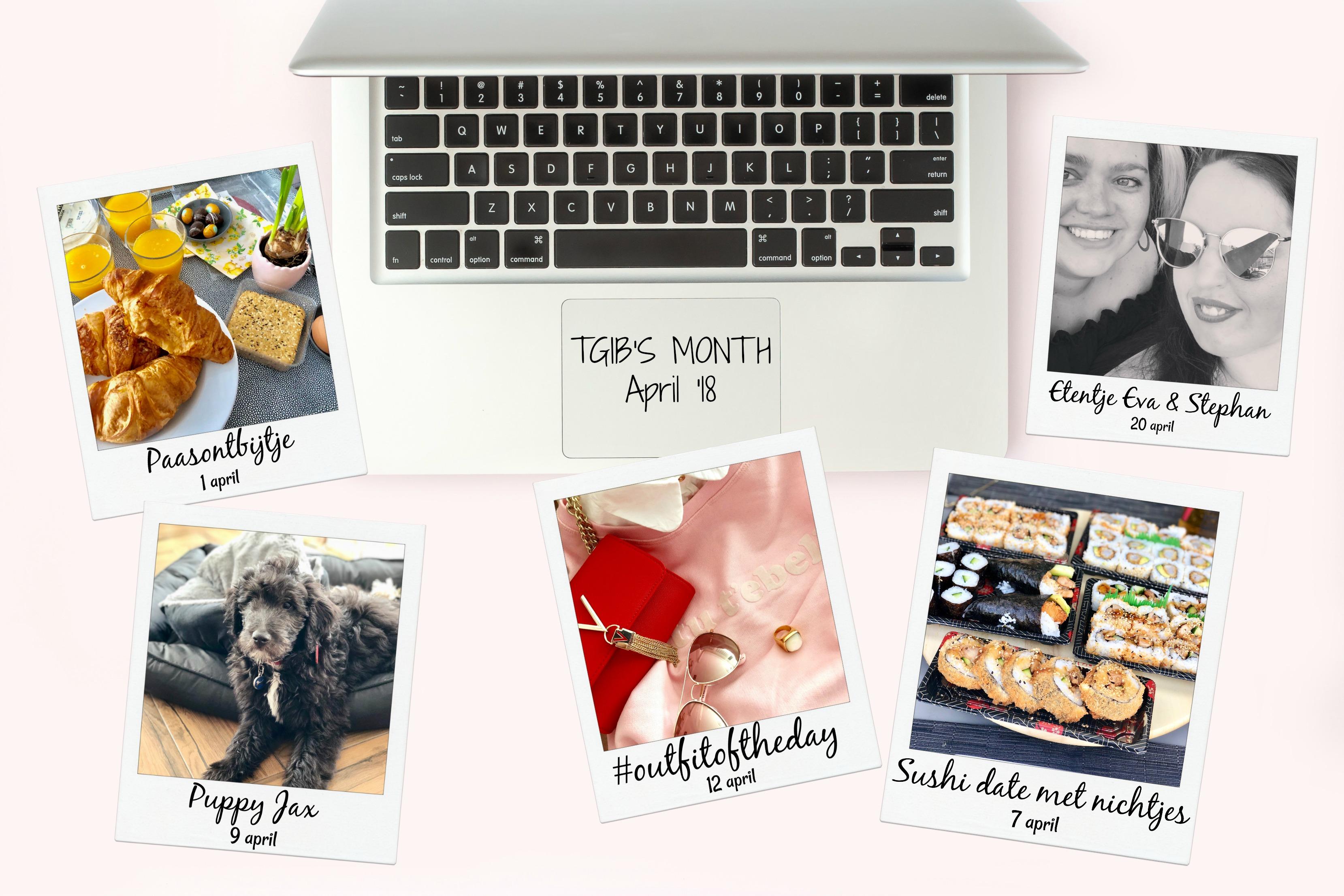 TGIB's Month april '18