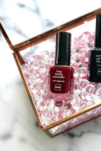 Hema Nagellak Gel Look Set Review