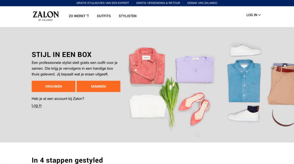 Style Box Guide Zalon