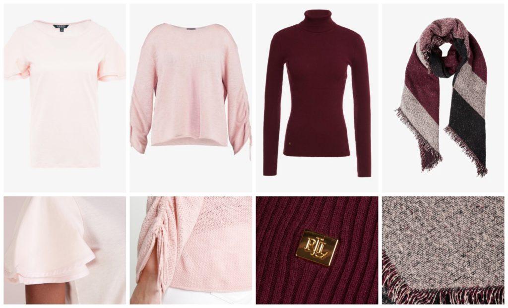 Style Box unboxing. roze en rode trui met sjaal