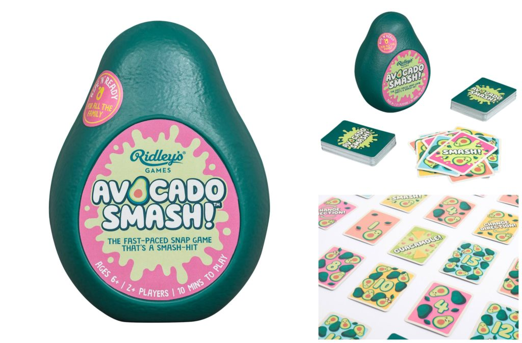 avocado smash board game