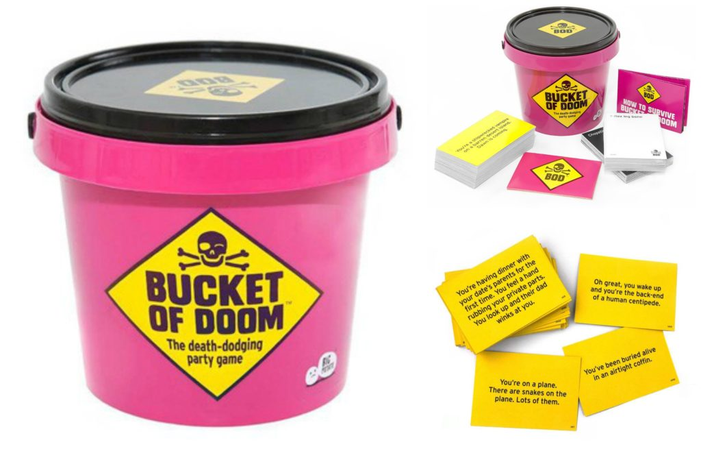 bucket of doom board game