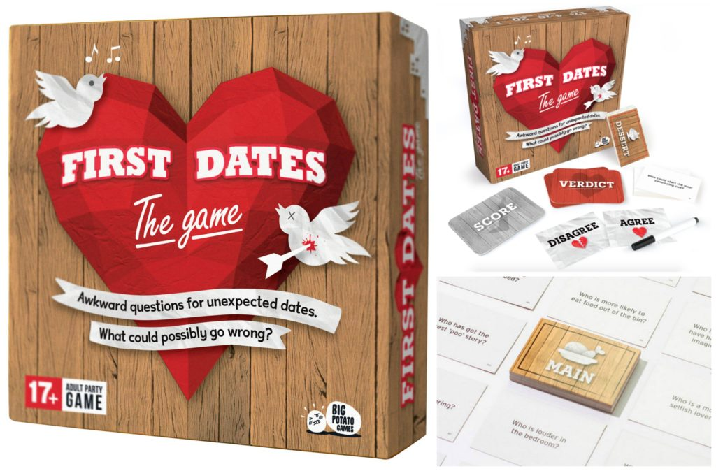 first dates board games