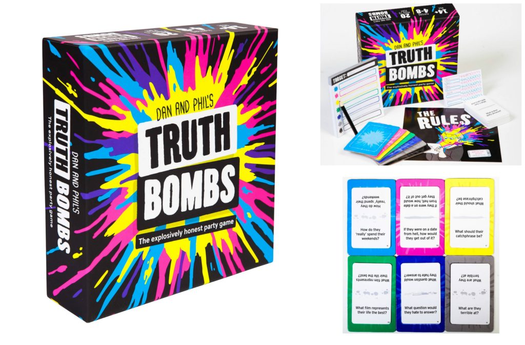 truth bombs board game