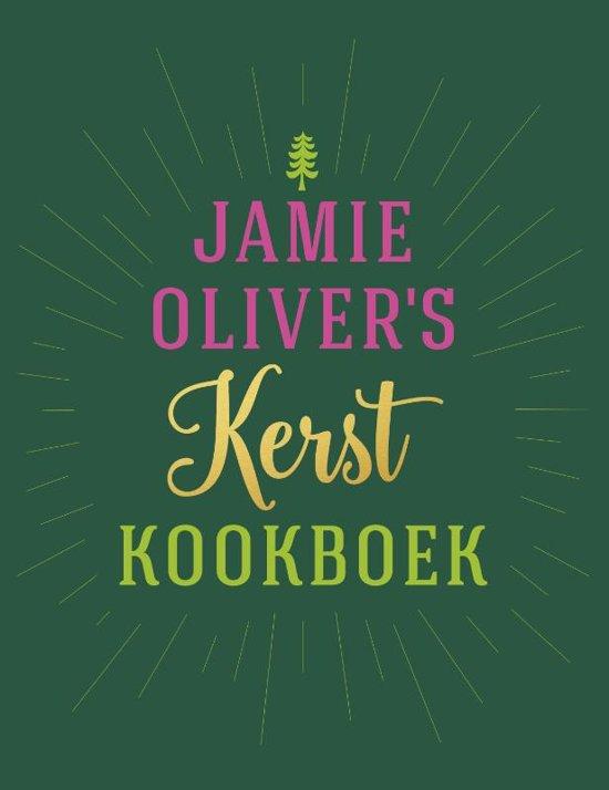 Jamie Oliver's kerstkookboek kookboek