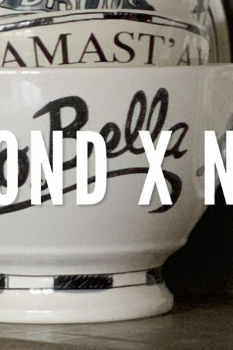 BLOND X NOIR collectie servies