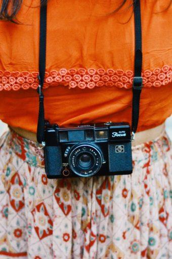 oranje in je outfit 2