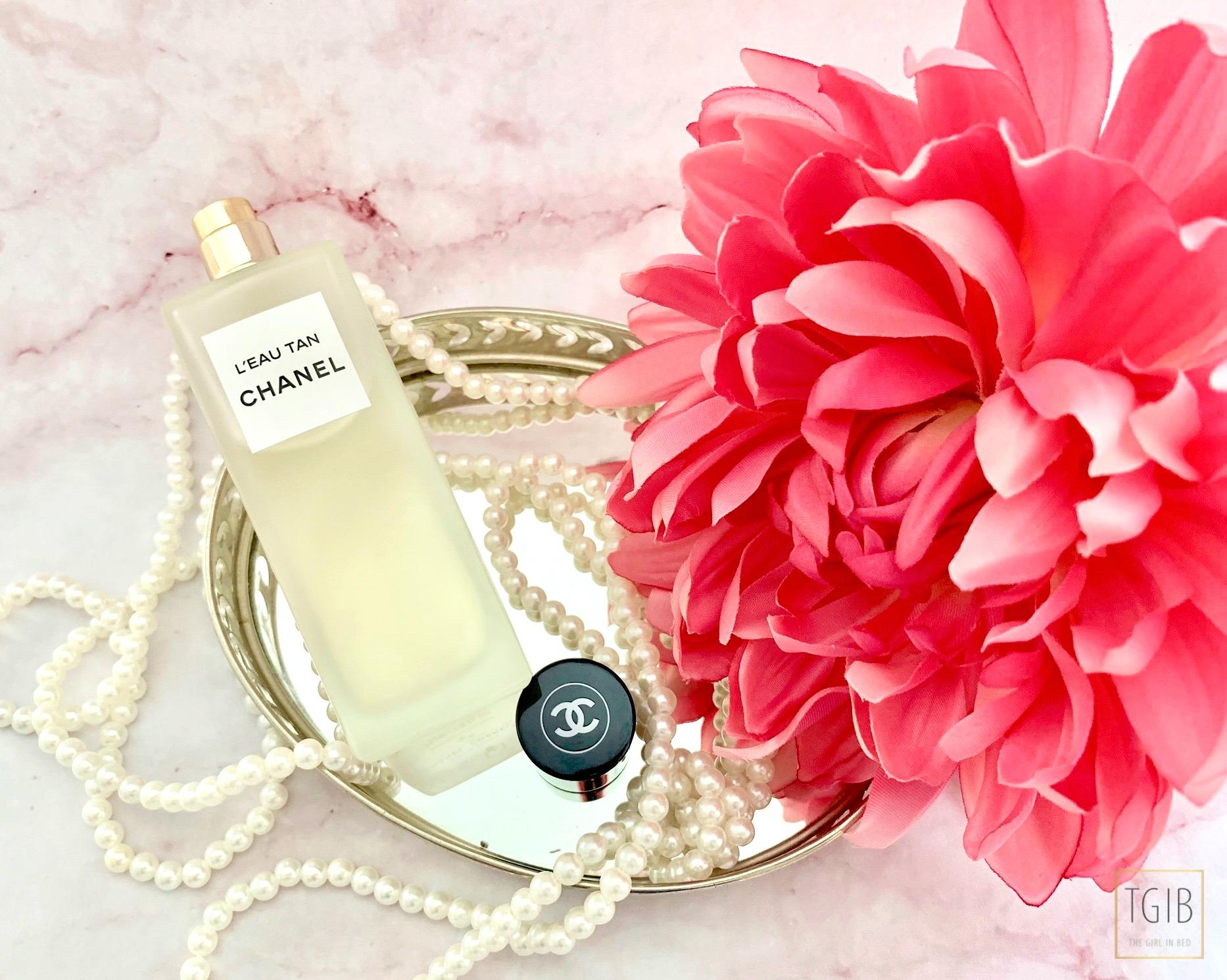 Chanel L'eau Tan Review