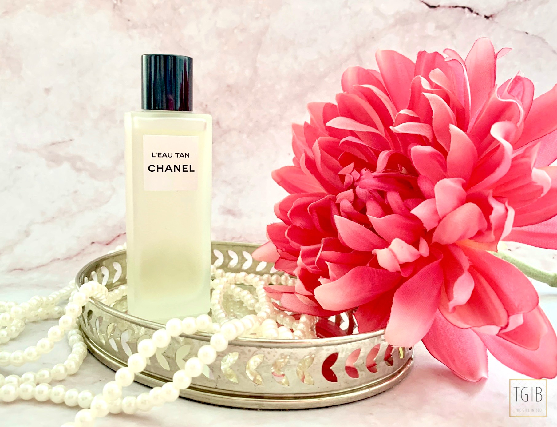 Chanel L'eau Tan Review