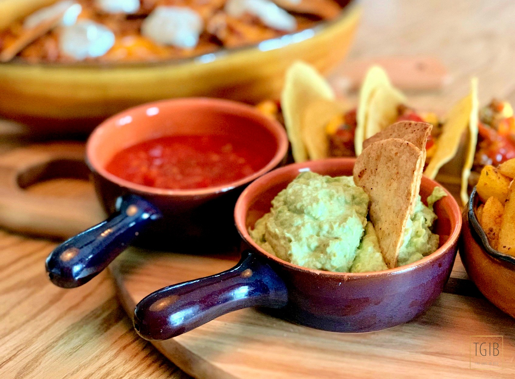 Tex Mex Guacamole Tex mex food