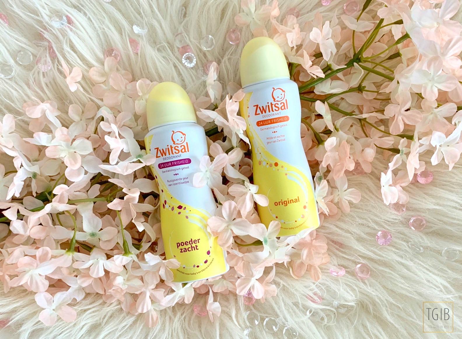 eerste indruk Zwitsal deodorant review
