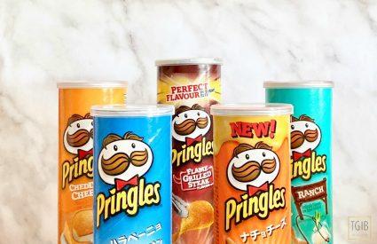 5 Aparte Pringles Smaken Deel 2