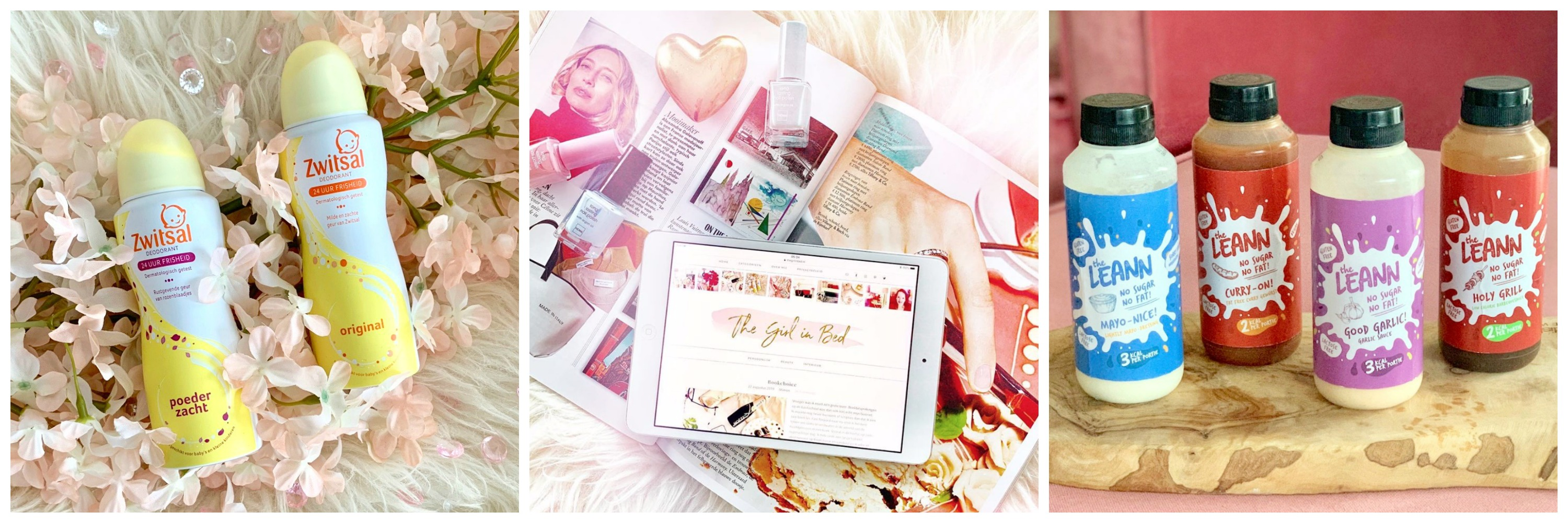 the girl in bed blogposts
