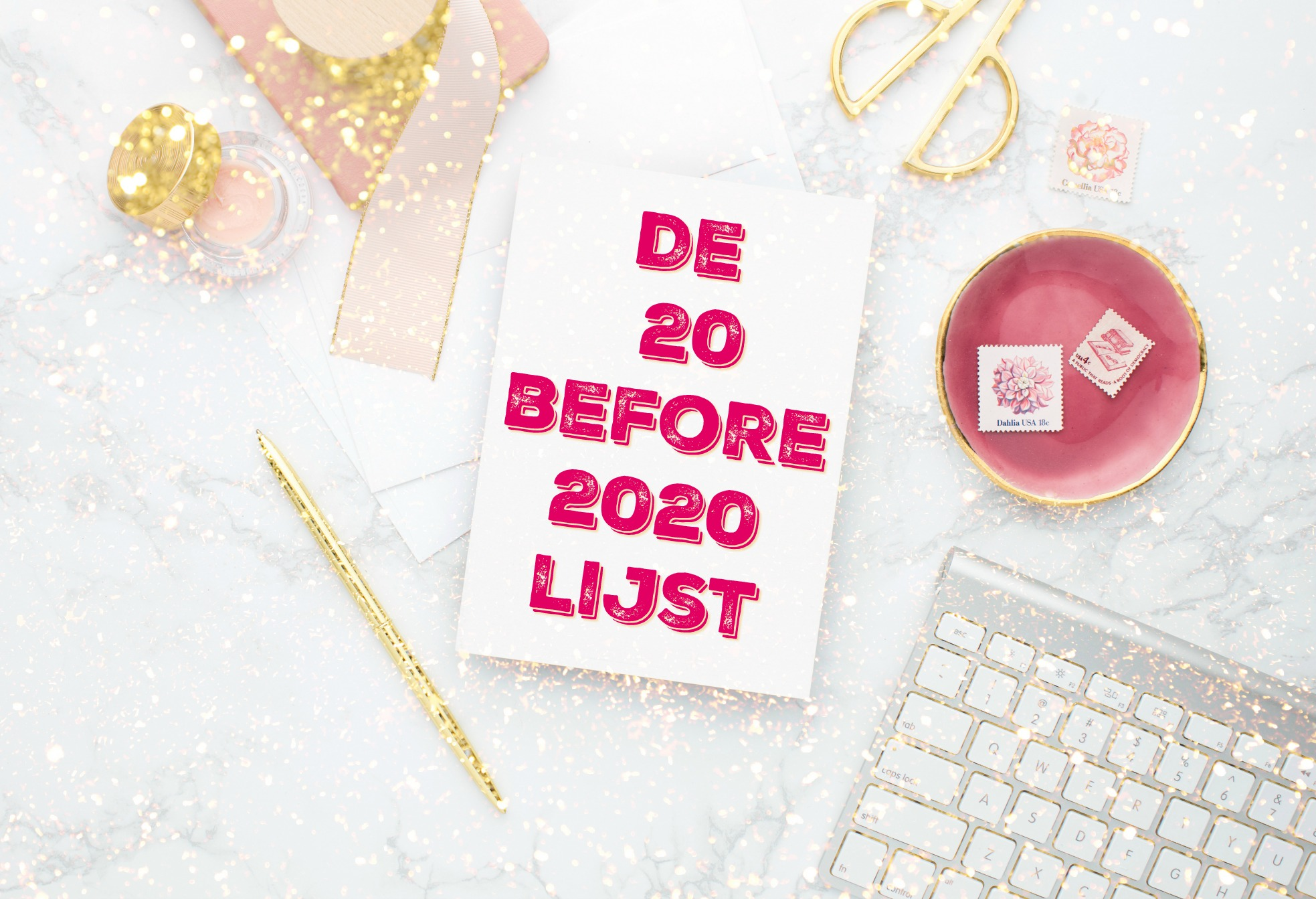 20 before 2020 bucket list