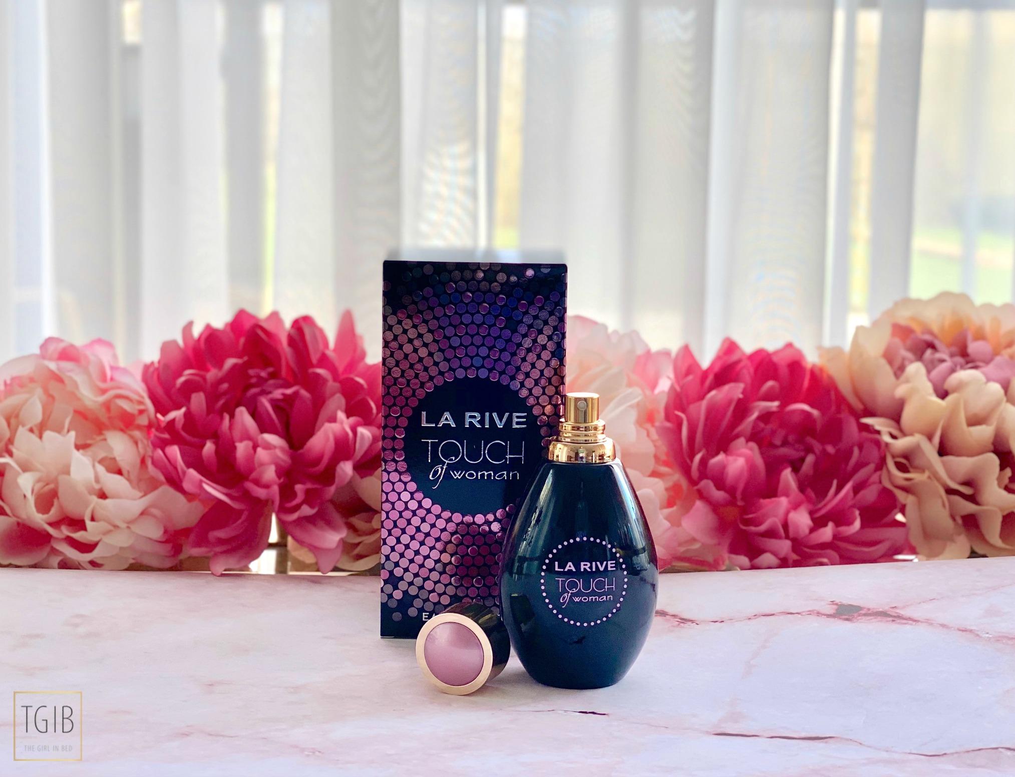 La Rive Touch of Women vs YSL Black Opium