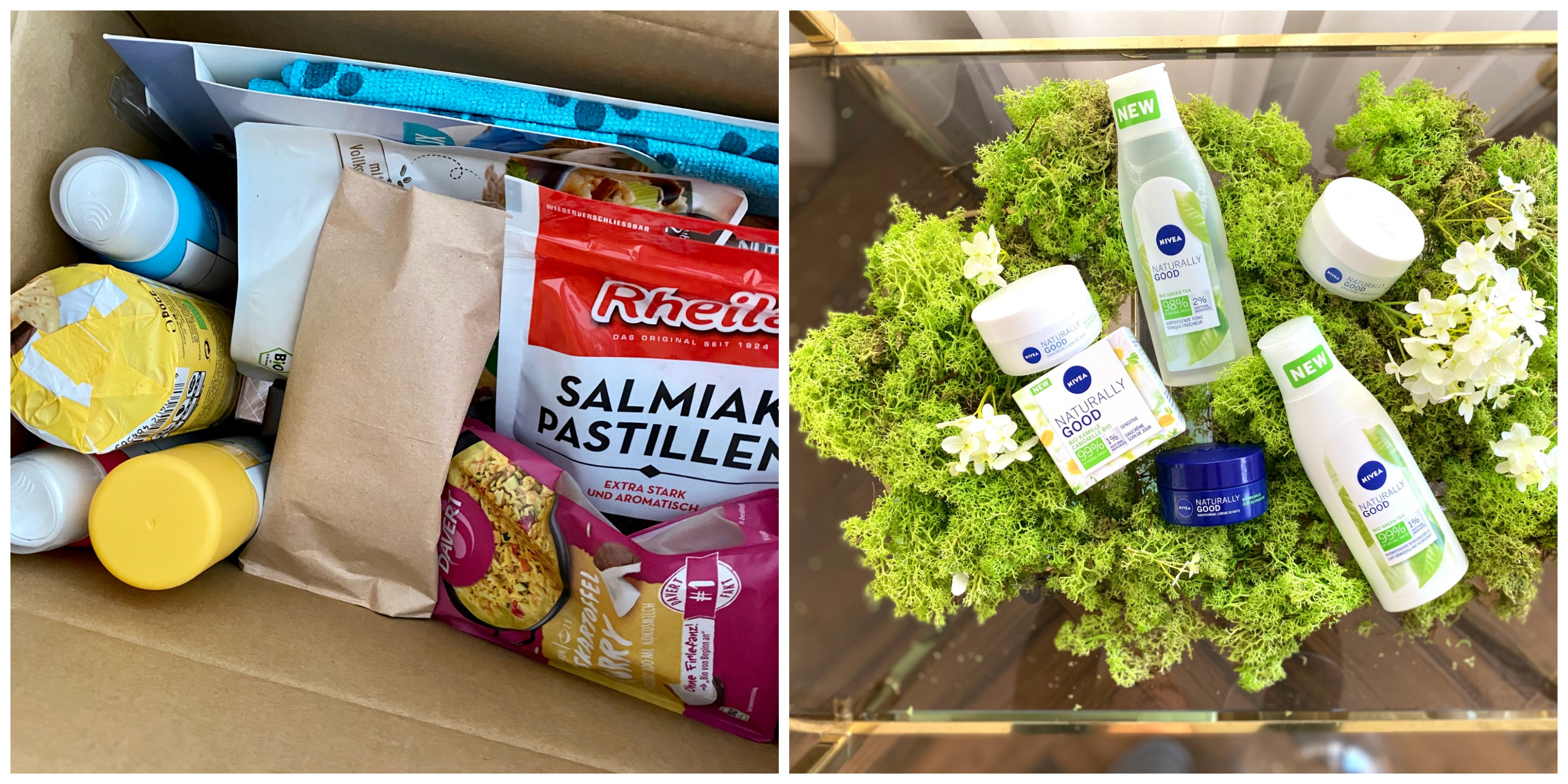 TGIB WEEKLY: Opruimen, Shoppen En Haat Aan Nootmuskaat Nivea naturally good