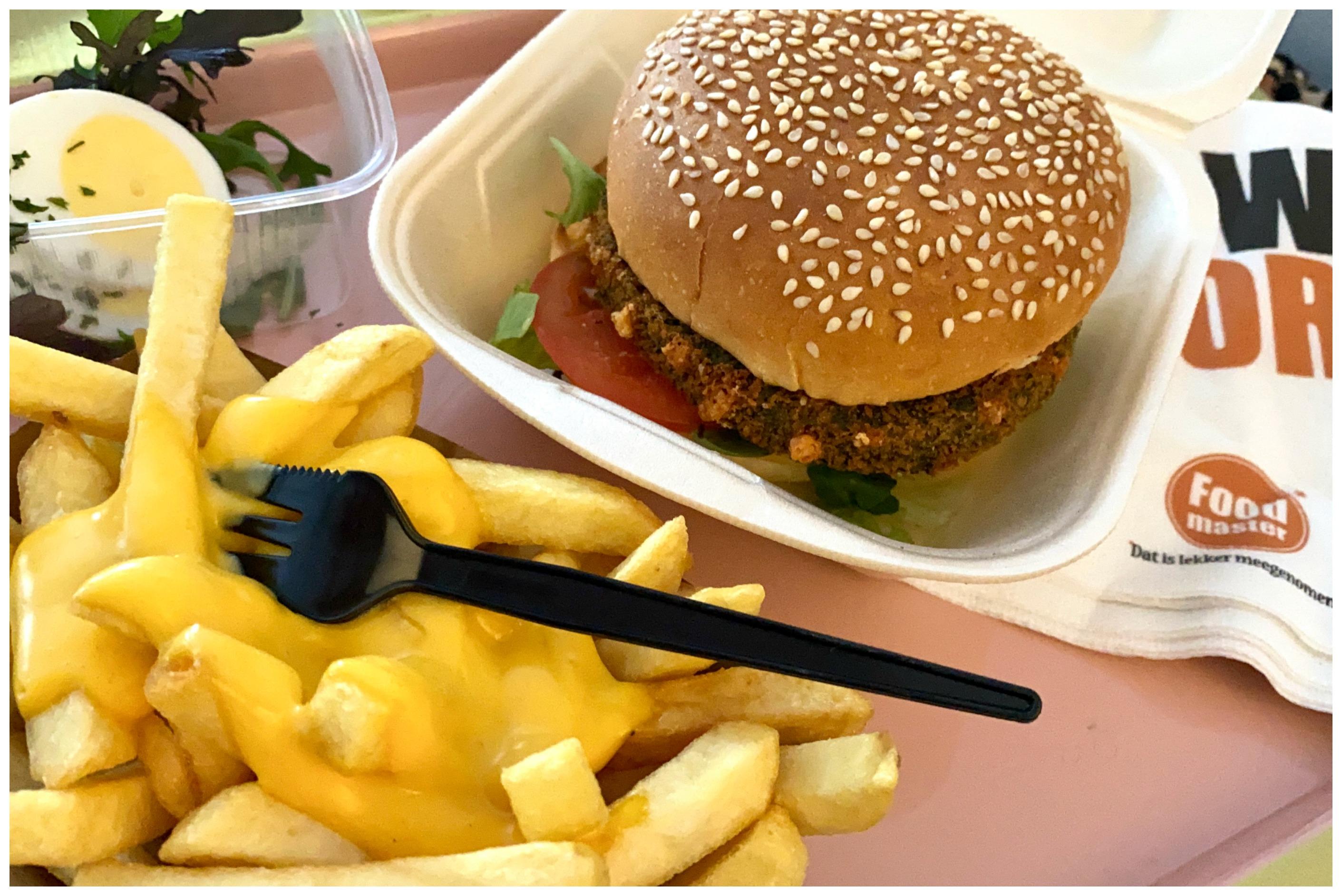 TGIB Weekly: Pakketjes, Stomme Fout en Cheesy Fries foodmaster