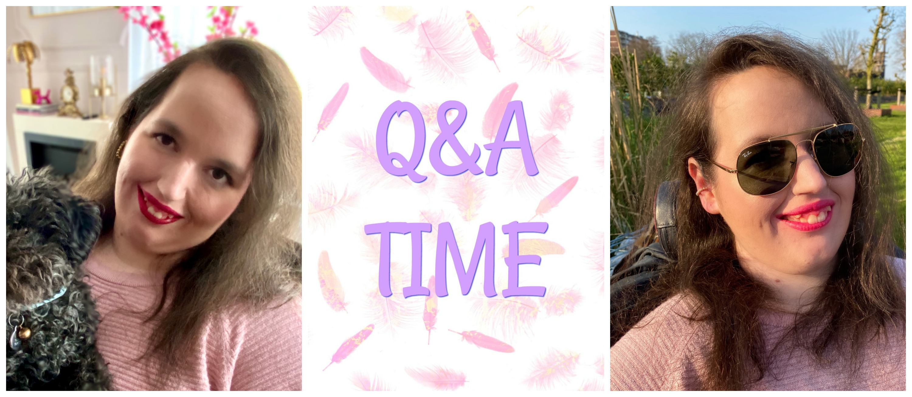 Q&A time the girl in bed
